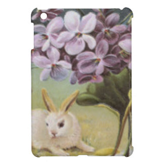 Easter Bunny Colored Painted Egg Crocus iPad Mini Covers