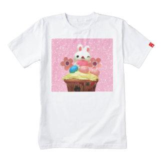 Easter bunny cupcake zazzle HEART T-Shirt