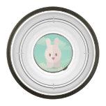 Easter Bunny Cute Animal Nursery Art Illustration Bowl
