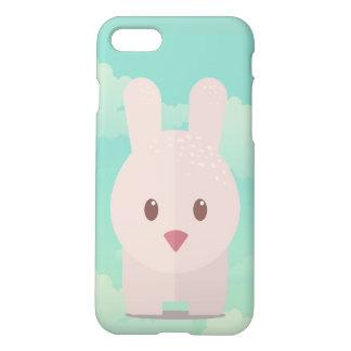Easter Bunny Cute Animal Nursery Art Illustration iPhone 8/7 Case