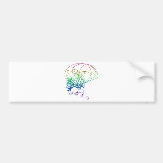 Easter Bunny (Designs 1 - 3) Bumper Sticker