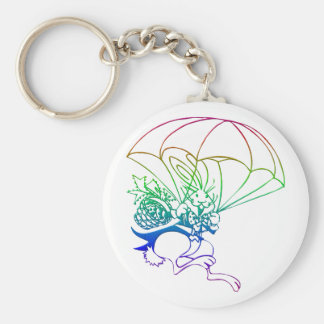 Easter Bunny (Designs 1 - 3) Keychain