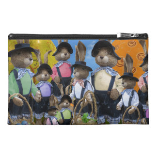 Easter Bunny Display Travel Accessories Bag