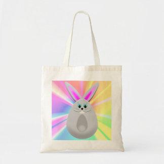Easter Bunny Egg gift bag