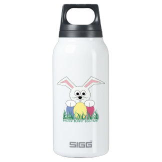 Easter Bunny Egg Hunt 10 Oz Insulated SIGG Thermos Water Bottle