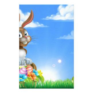 Easter Bunny Egg Hunt Stationery