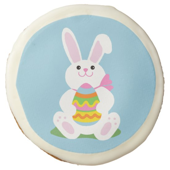 Easter Bunny | Egg Hunt Sugar Cookie