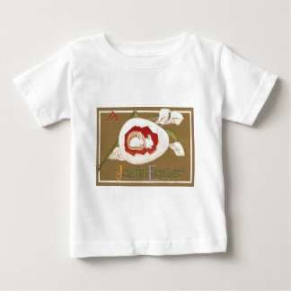 Easter Bunny Egg Lily Infant T-shirt