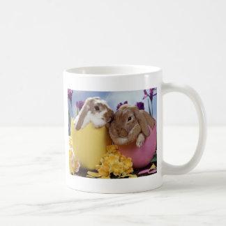 Easter Bunny Eggs Colorful Mug