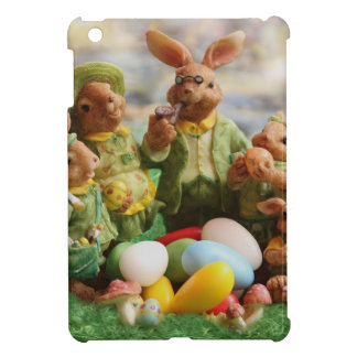 Easter bunny family cover for the iPad mini
