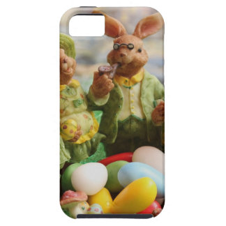 Easter bunny family iPhone SE/5/5s case
