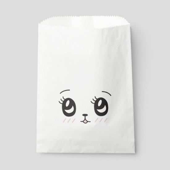 Easter Bunny Favor Bag