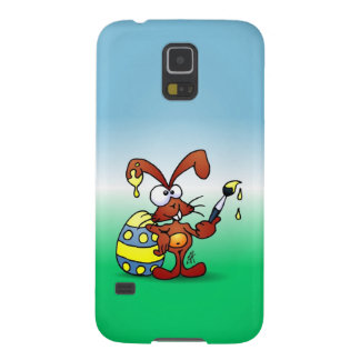 Easter Bunny Galaxy S5 Cover