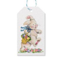 Easter Bunny Gift Tag - SRF