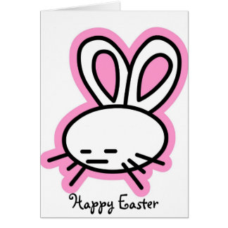 easter bunny, Happy Easter Card