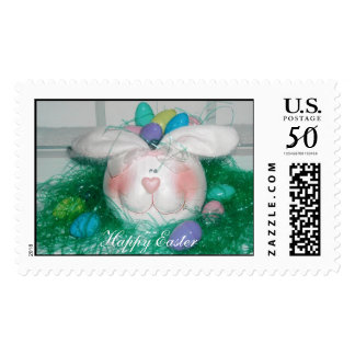 Easter bunny, Happy Easter Postage
