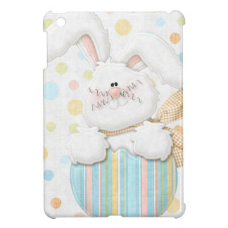 Easter Bunny Hatched iPad Mini Case