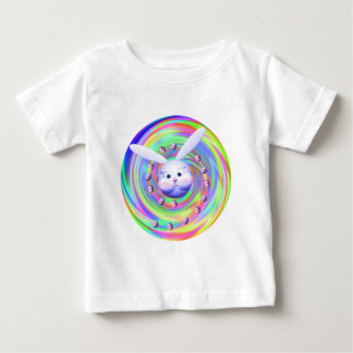 Easter Bunny Head Spin Tees