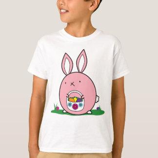 Easter Bunny Hiding Eggs T-Shirt