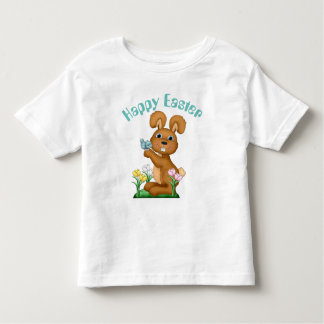Easter Bunny Holiday unisex toddler t-shirt