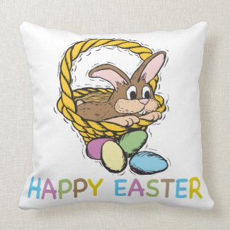 Easter pillows easter home decor for Home goods easter decorations