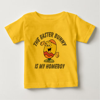 Easter Bunny Homeboy Baby T-Shirt