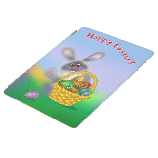 Easter Bunny iPad Cover