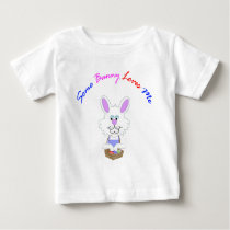 Easter-Bunny Infant Tee
