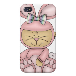 Easter Bunny iPhone 4 Case