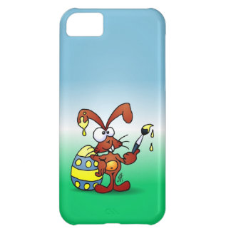 Easter Bunny iPhone 5C Cover