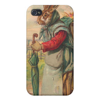Easter Bunny iPhone 4/4S Case