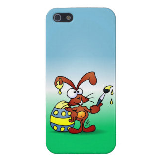 Easter Bunny iPhone SE/5/5s Cover