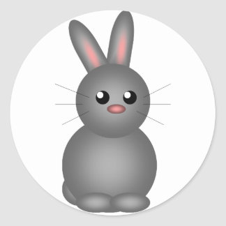 Easter Bunny IV Sticker