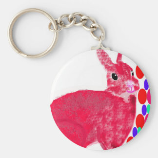 Easter Bunny Key Chain