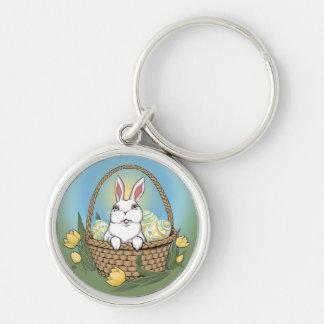 Easter Bunny Keychain Festive Easter Keepsakes