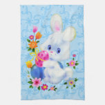 Easter Bunny Kitchen towel