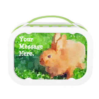 Easter Bunny Lunch Box