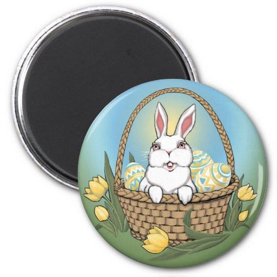 Easter Bunny Magnet Festive Easter Decorations