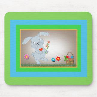 Easter Bunny, Mousepad