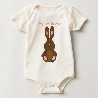 Easter Bunny, My 1st Easter Baby Shirt