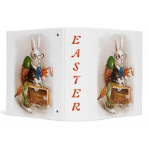 Easter Bunny on Tour Binder