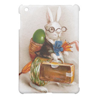 Easter Bunny on Tour iPad Mini Cover