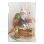 Easter Bunny on Tour iPad Mini Cover