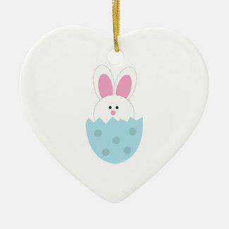 Easter Bunny Christmas Tree Ornaments