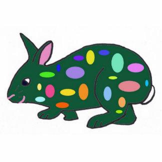 Easter Bunny ornament Photo Cutout