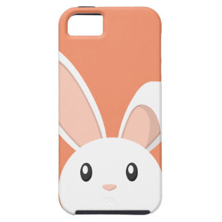Easter Bunny peeping iPhone SE/5/5s Case