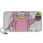 Easter Bunny Penguin Travelling Speakers