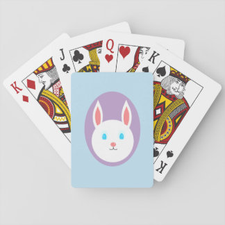 Easter Bunny Playing Cards