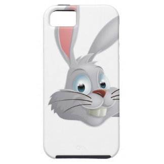 Easter bunny pointing down iPhone 5 case