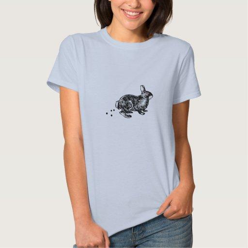 Easter Bunny Poo Tee Shirts